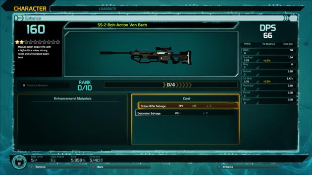 Defiance 2050 Enhance Guide Weapon 2