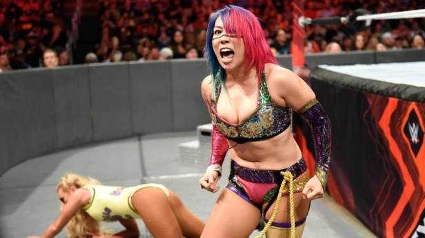 WWE Extreme Rules 2018 Asuka