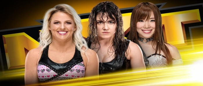 NXT 7/18/18 Preview