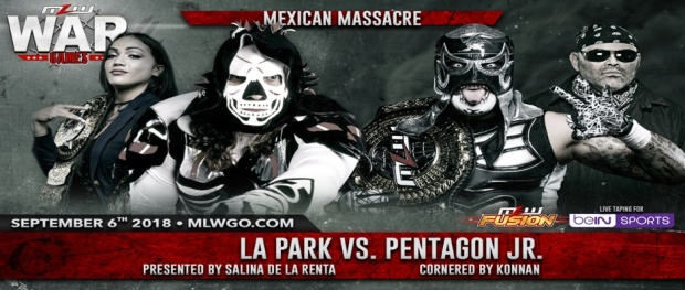 MLW Mexican Massacre Match