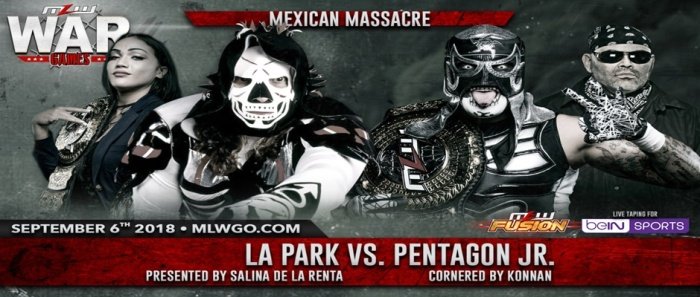 MLW Mexican Massacre Match