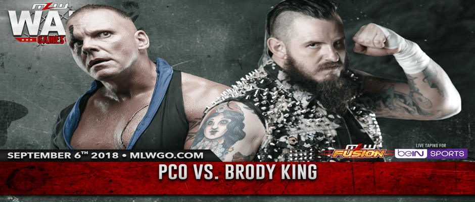 MLW War Games: PCO vs. Brody King