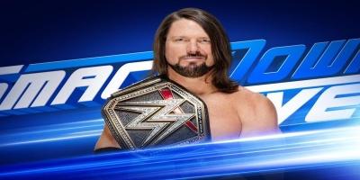 WWE Smackdown 8/14/18