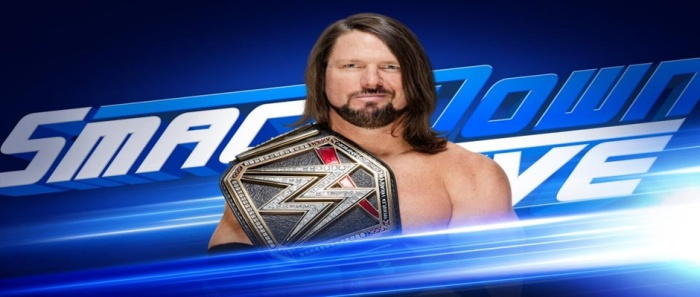 WWE Smackdown 8/14/18