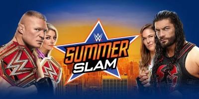 WWE Summer Slam 2018