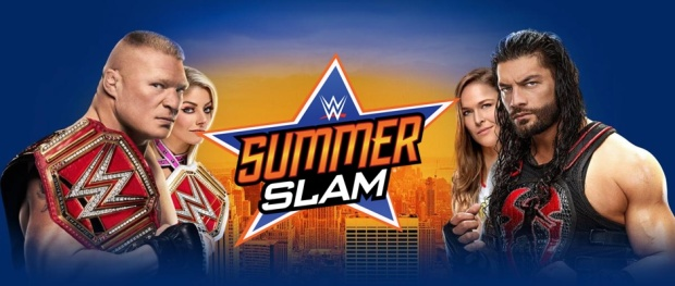 WWE Summer Slam 2018