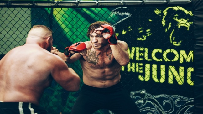 Tom Lawlor MLW MMA Fight