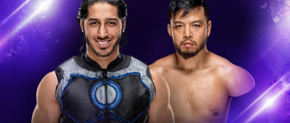 WWE 205 Live 10/24/18