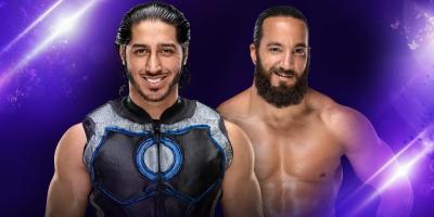 WWE 205 Live 10/31/18