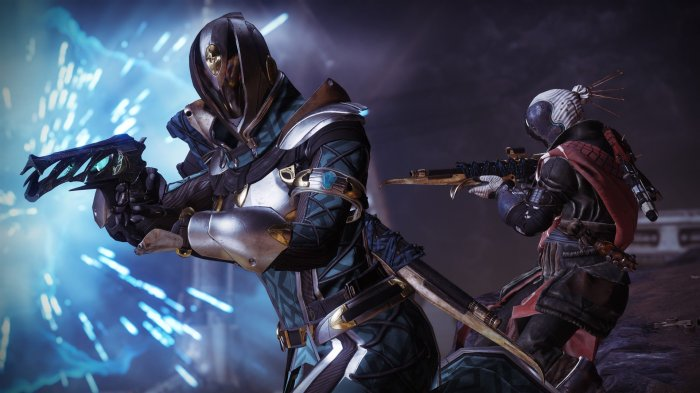 Destiny 2 Forsaken Crucible