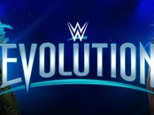 WWE Evolution header