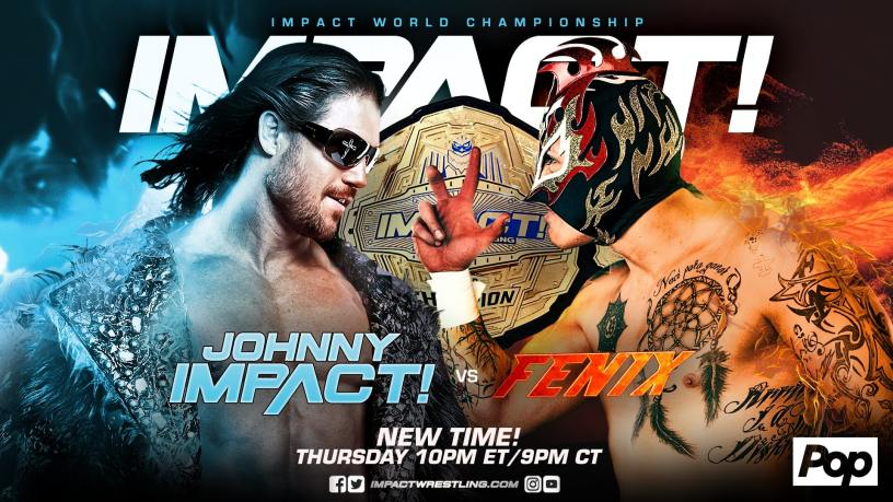 Impact Wrestling 10/25/18