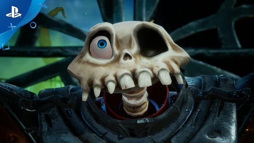 MediEvil Remake PS4