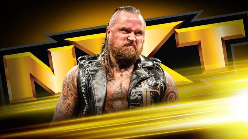 WWE NXT 10/24/18