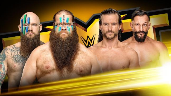 WWE NXT 10/31/18