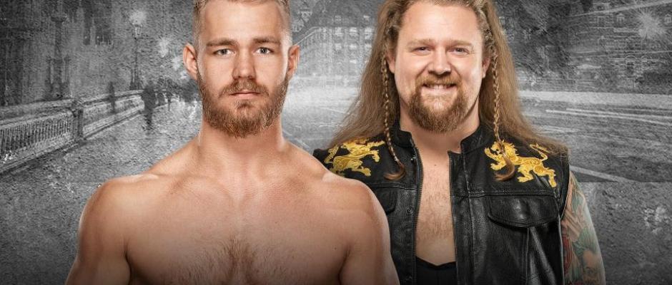 WWE NXT UK 10/24/18