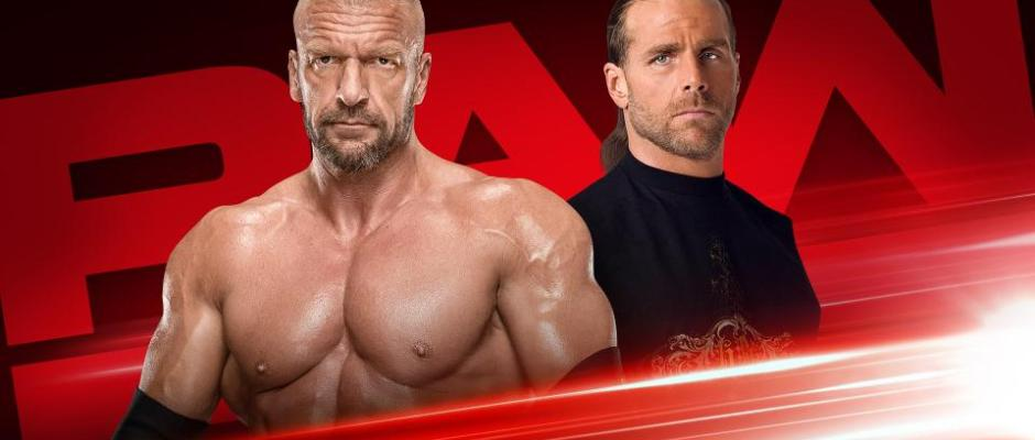 RAW October 22, 2018