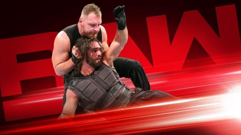 WWE RAW 10/29/18