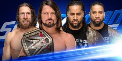 WWE Smackdown 10/23/18