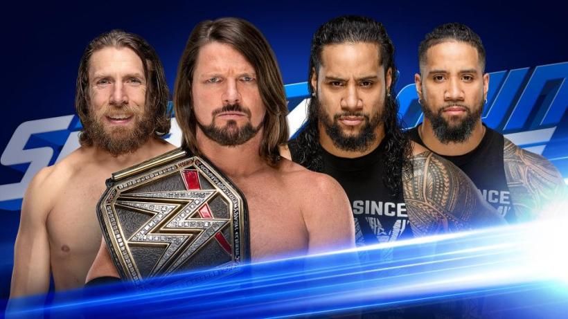 WWE Smackdown 10/23/18