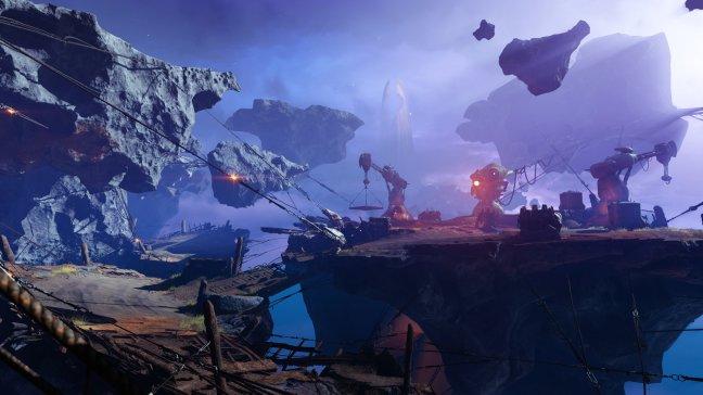 Destiny 2 Tangled Shore