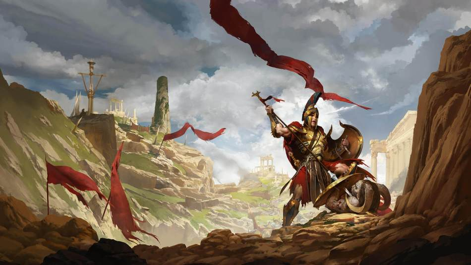 Titan Quest Art