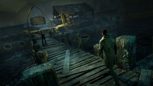 Call of Cthulhu screenshot 2