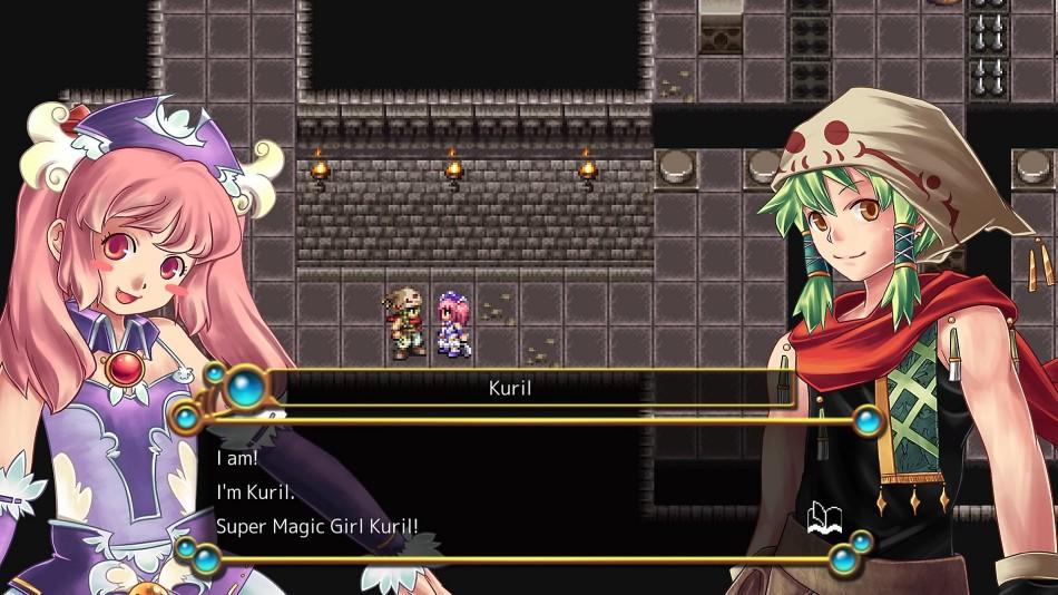Chronus Arc PS4 Screenshot 01