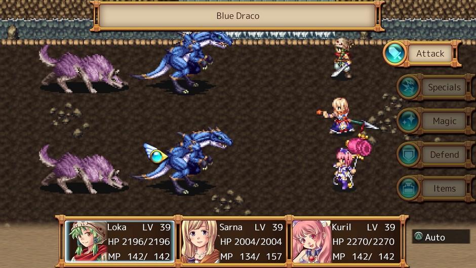 Chronus Arc PS4 Screenshot 02