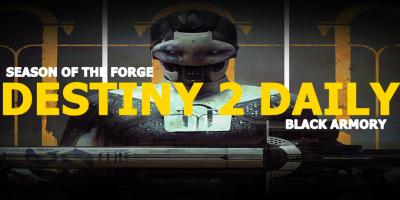 Destiny 2 Daily Reset Season 5