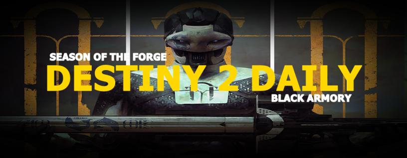 Destiny 2 Daily Reset 11/29/18 – Vortainment