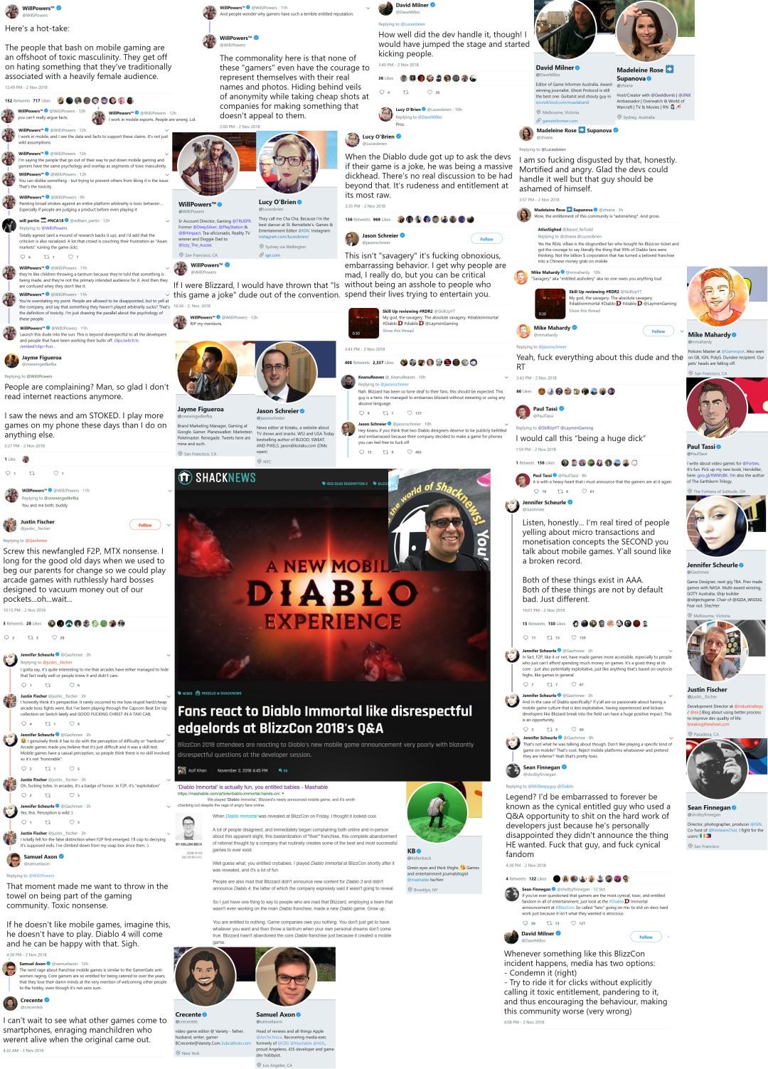 Games media Diablo Immortal