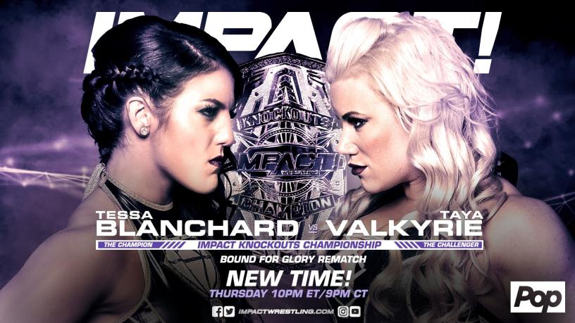 Impact Wrestling 11/1/18