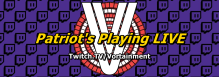 Patriot's Playing LIVE