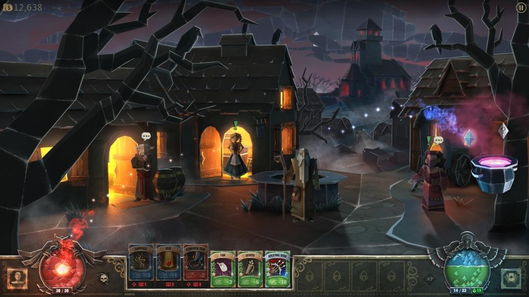 Book of Demons screenshot 2
