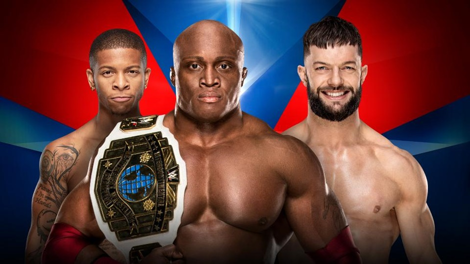 Elimination Chamber handicap match