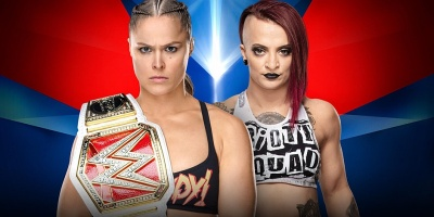 Ronda Rousey Ruby Riott Elimination Chamber