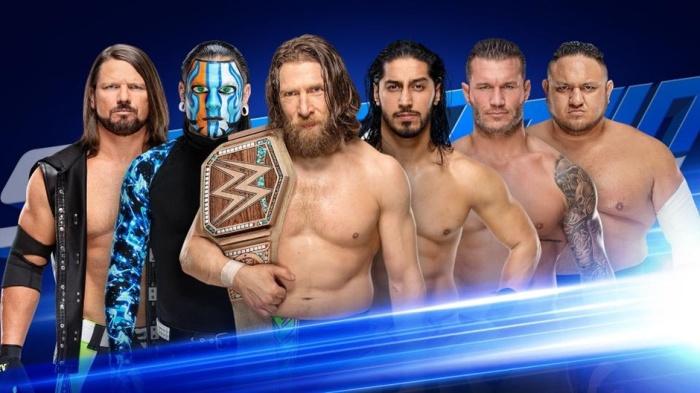 WWE Smackdown 2/12/19