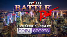 MLW Battle Riot II