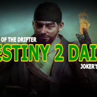 Destiny 2 Daily Reset 3/25/19