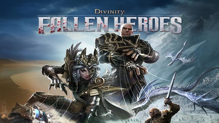 Divinity Fallen Heroes