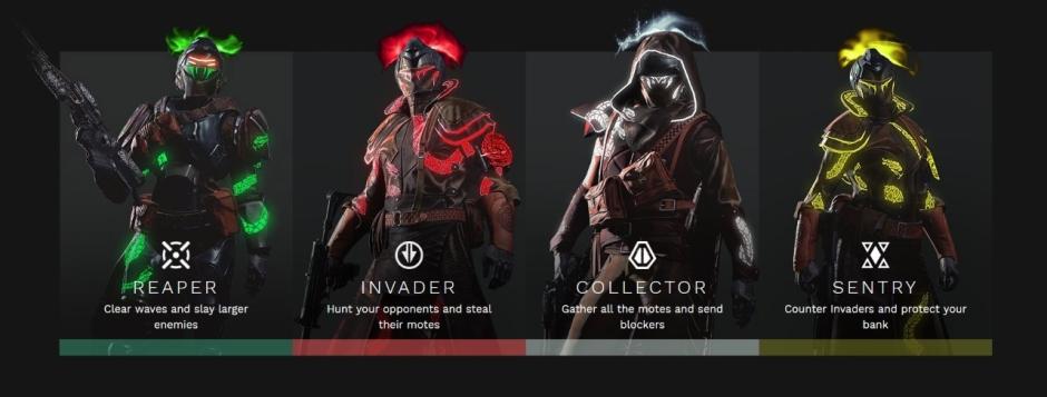 Gambit Prime Roles