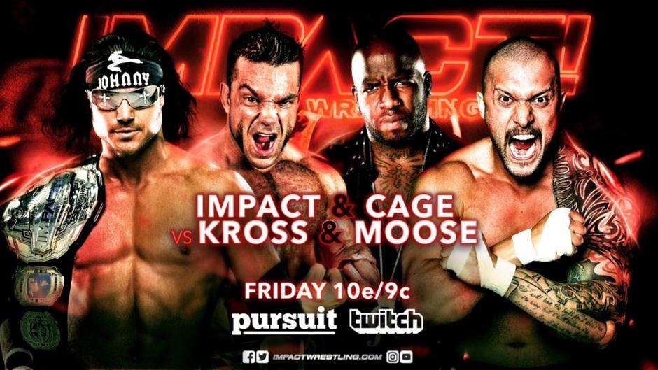 Impact Wrestling 3/1/19