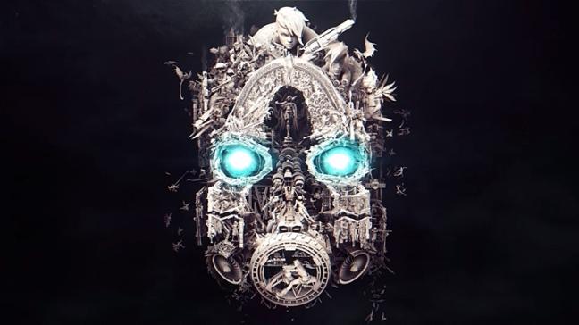 Borderlands Mask of Mayhem
