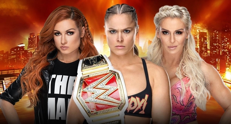 WrestleMania 35 Women's Main Event