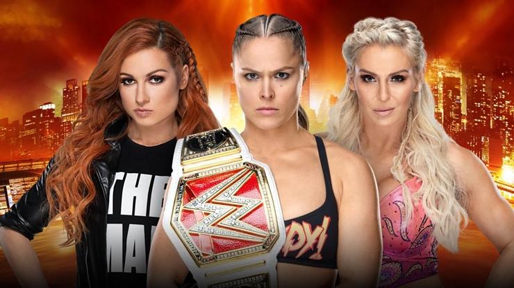 WrestleMania 35 Women's Main Event