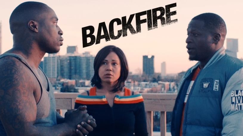 Backfire Netflix Review