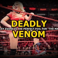 Deadly Venom: Lacey Evans Is Perfect Foil For Becky Lynch