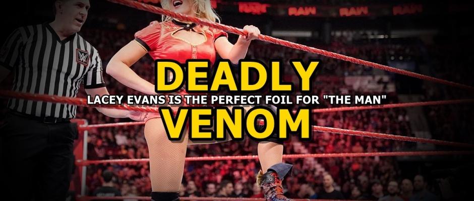 Deadly Venom Lacey Evans