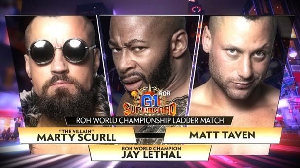 NJPW ROH G1 Supercard
